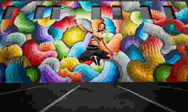 Virtually explore the urban art murals of Downtown St Petersburg, Florida (Visit St. Pete Clearwater)