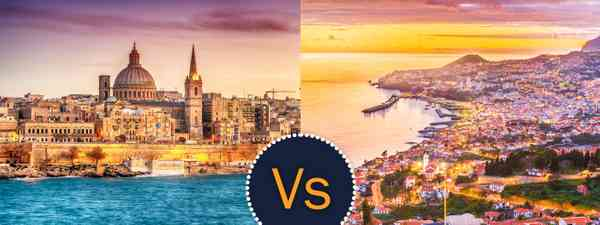Which is best? Malta or Madeira? (Dreamstime)