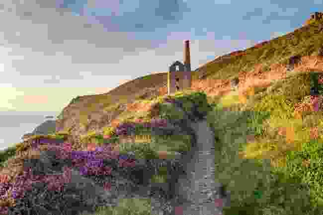 Wheal Coates near St Agnes (Shutterstock)