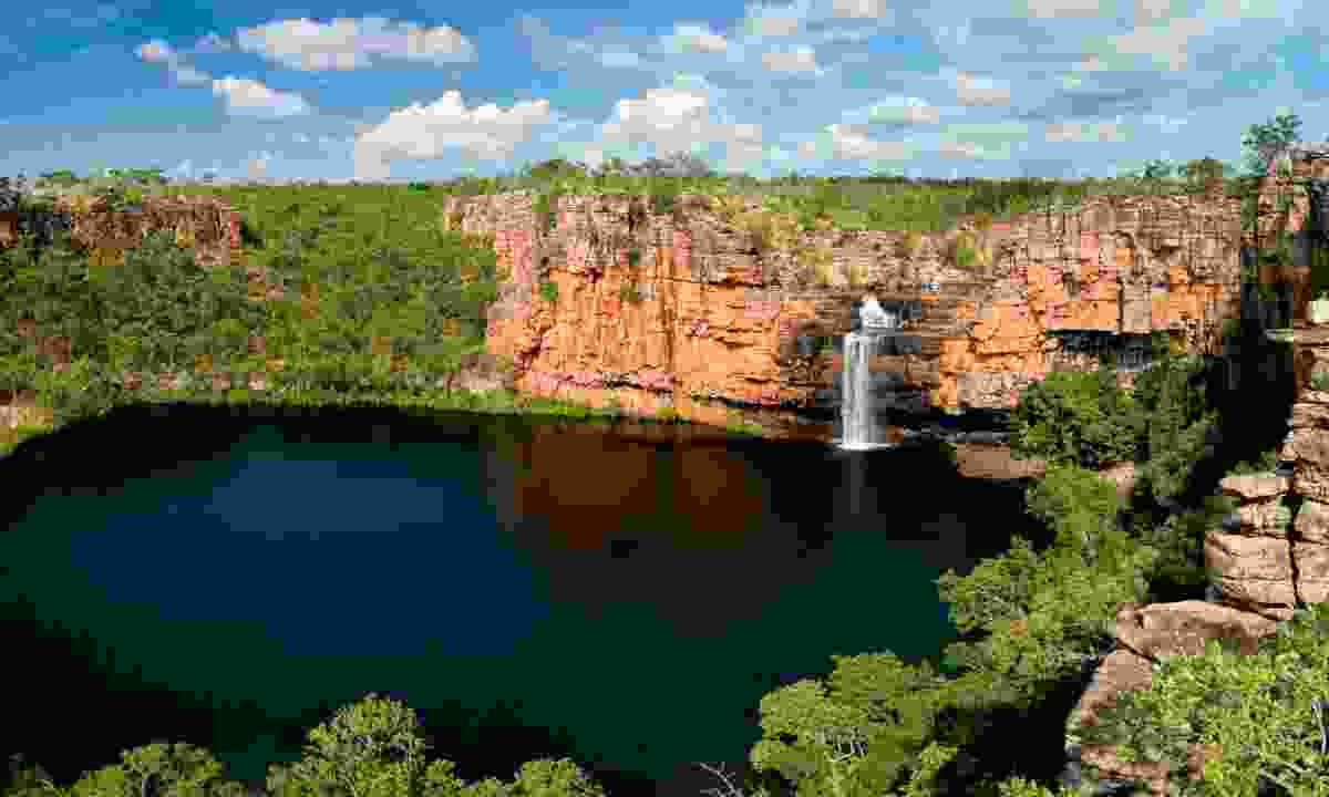 Eagle Falls, Kimberley (Shutterstock)