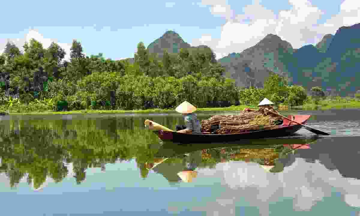 Life on the Mekong River (Dreamstime)