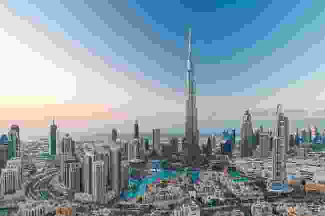 Burj Khalifa, UAE (Shutterstock)