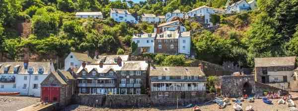 Clovelly, Devon (Shutterstock)