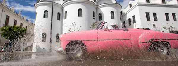 Colourful Cuba, Havana, Cuba (Geraint Rowland)