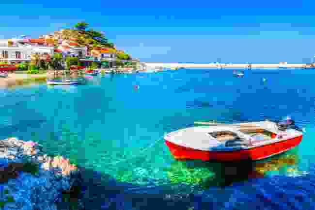 Samos Island, North Aegean, Greece (Shutterstock)