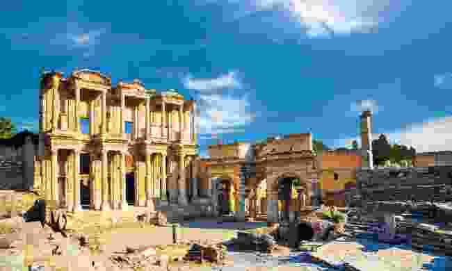 Turkey's ancient sites (Shutterstock)