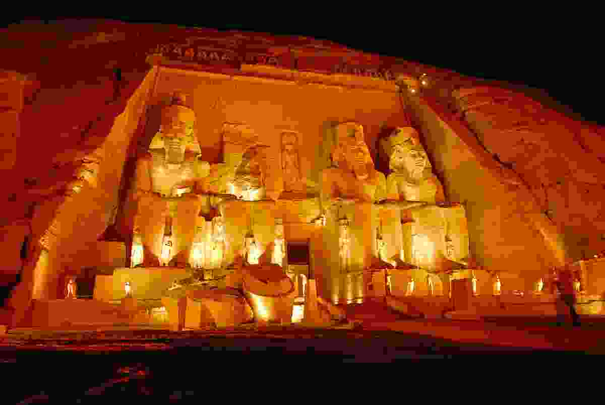 Great Temple, Abu Simbel, Egypt (Dreamstime)