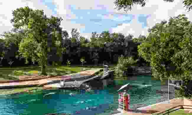 Barton Springs Pool (Visit Austin)