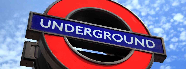 London Underground sign (Pixabay)