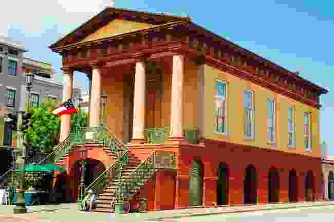 The Confederate and Civil War Museum in Charleston, South Carolina (Shutterstock)