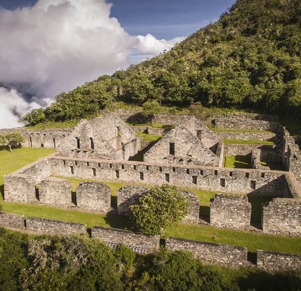 If you like that, try... Choquequirao. It's a tough eight-day hike from Cachora to these lesser-known ruins. You can then continue on to Machu Picchu via a different path. It's the ultimate off-beat Inca option.