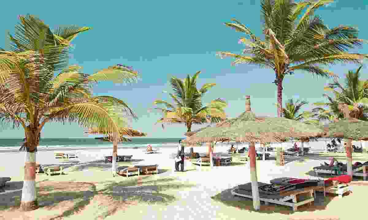 Cook's Club Gambia, Kotu Beach