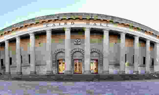 Caird Hall (Dreamstime)