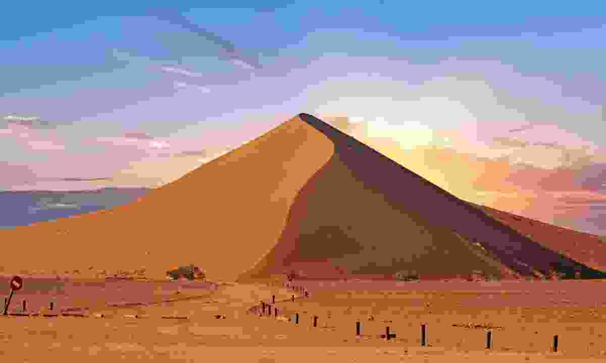 Sunrise at Dune 45 (Shutterstock)