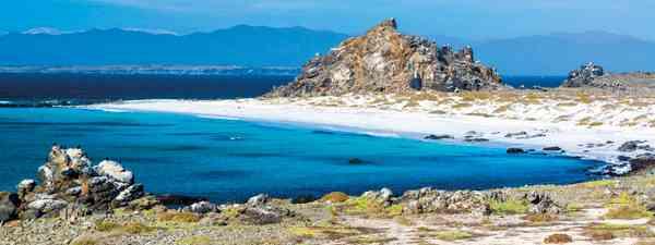Damas Islands off the coast of La Serena, Chile (Shutterstock)