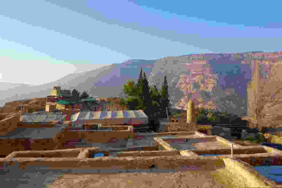 Dana Village in Jordan (Dreamstime)