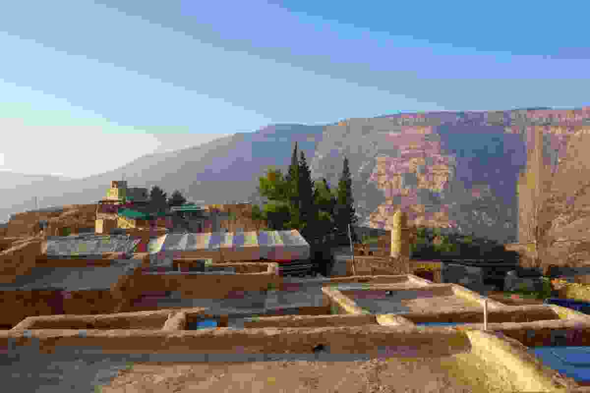 Dana Village in Jordan (Dreamstime)