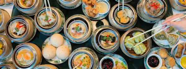 Dim sum at a local restaurant (Shutterstock)