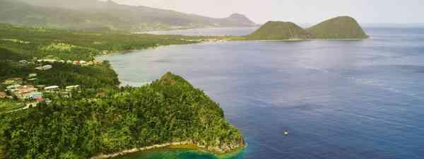 The beautiful island of Dominica (Discover Dominica)