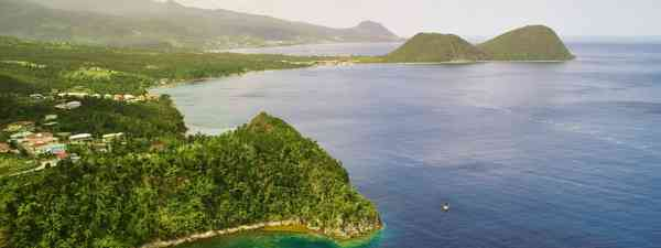 The beautiful island of Dominica (Discover Dominica)