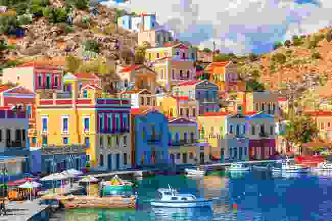 Hop the Dodecanese for a fun island experience (Shutterstock)