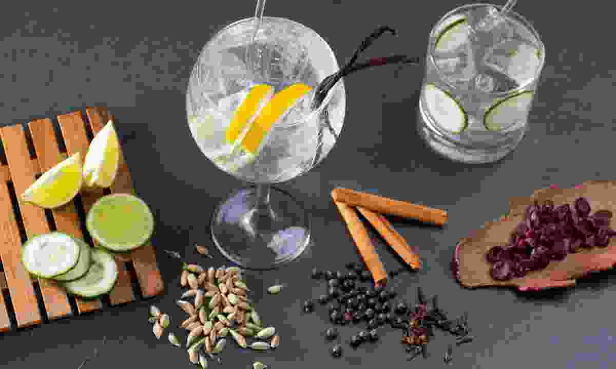 Gin making (Dreamstime)
