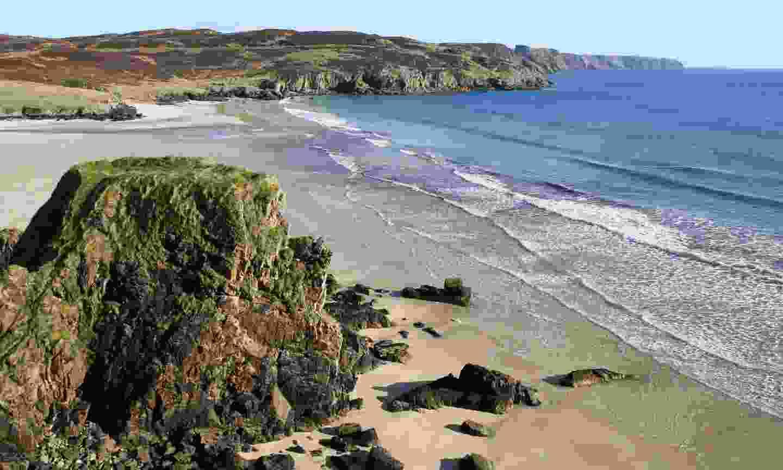 Hebrides coast (Dreamstime)