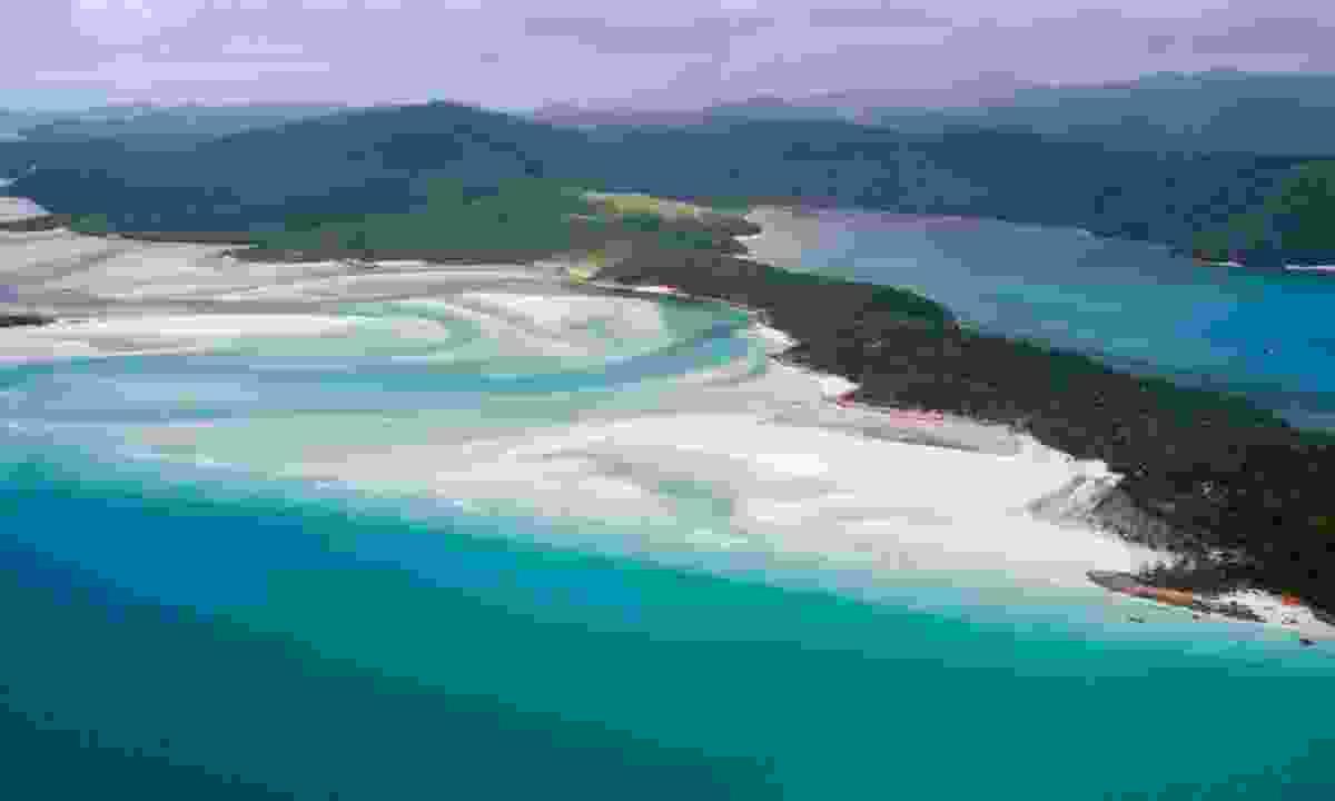 Whitehaven Beach, Queensland, Australia (Dreamstime)