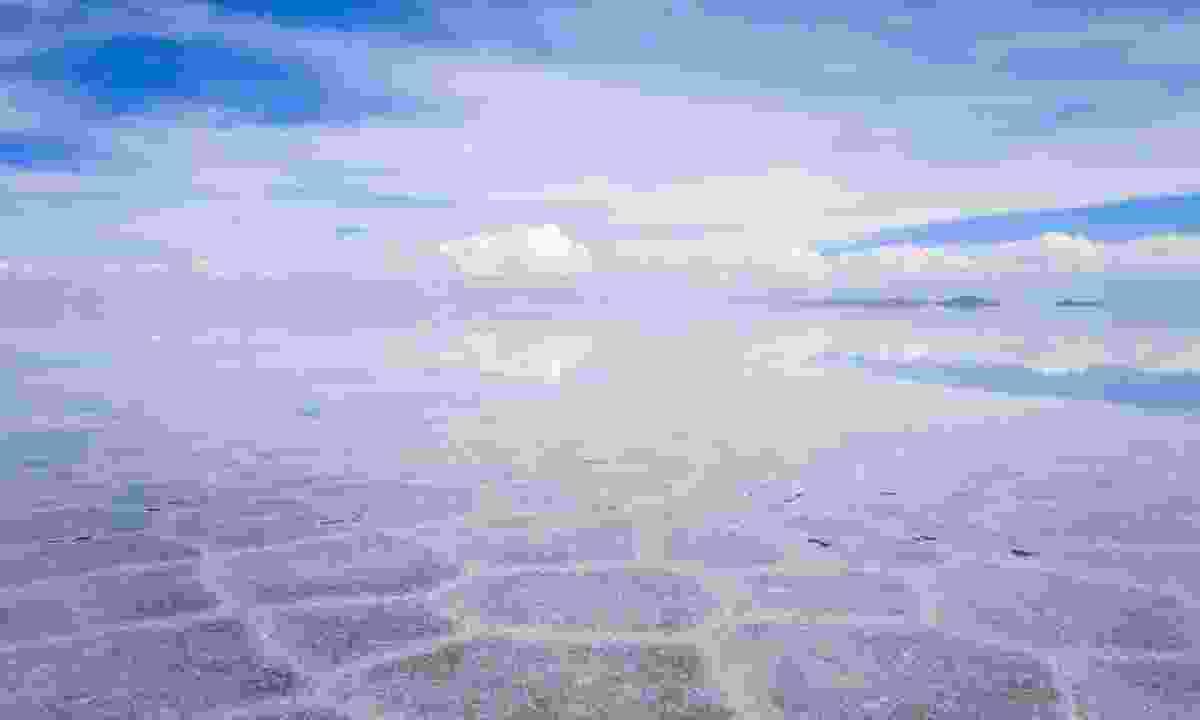 Bolivia salt flats (Dreamstime)