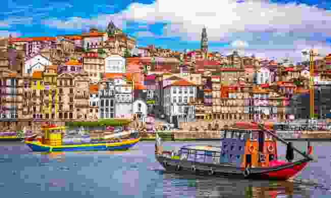Ribeira, the old town of Porto (Dreamstime)