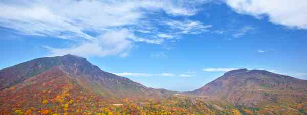 Mt. Bandai, Fukushima, Japan (Dreamstime)