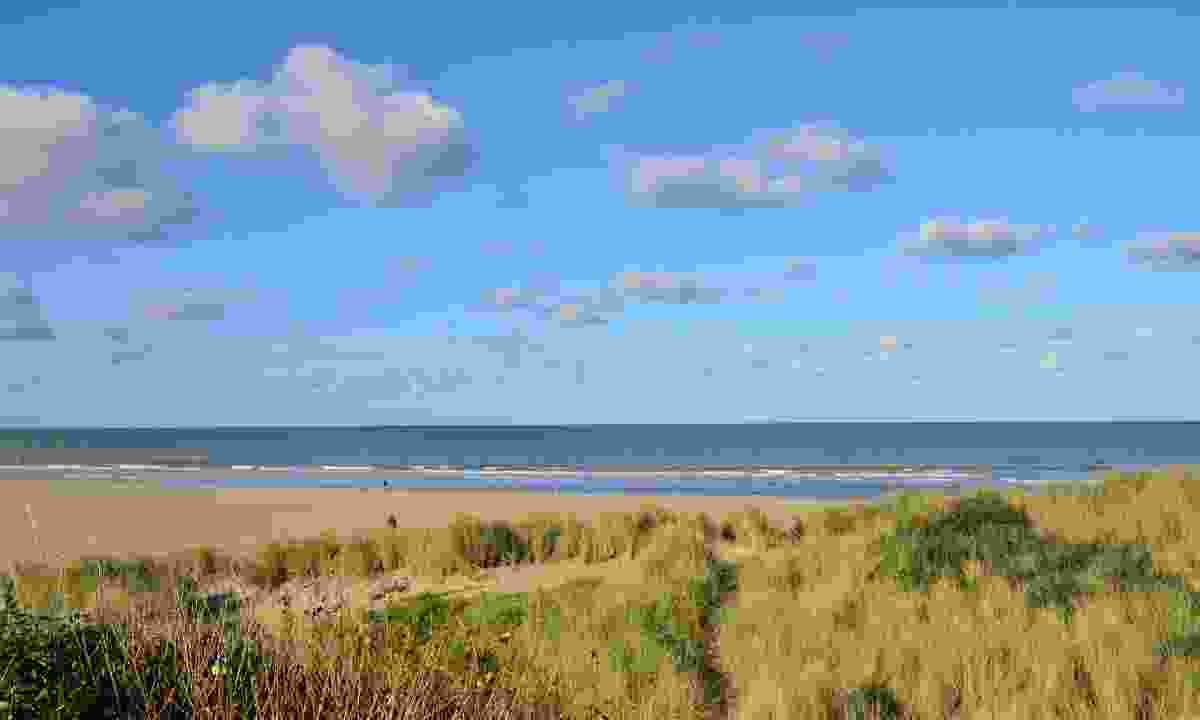 Le Touquet beach, France (Dreamstime)