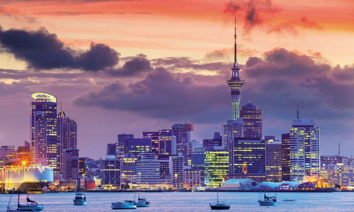 New Zealand - Magazine cover