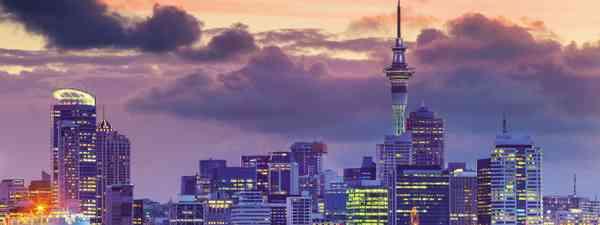 Auckland skyline (Dreamstime)