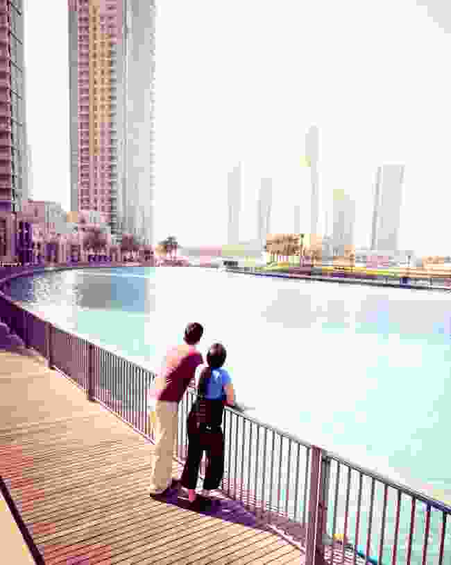 Don't be affectionate when travelling in Dubai (Dreamstime)
