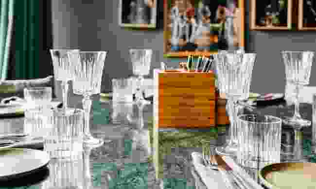 Enjoy fine sharing dishes at Tempo Bar où manger (Tempo - bar où manger)