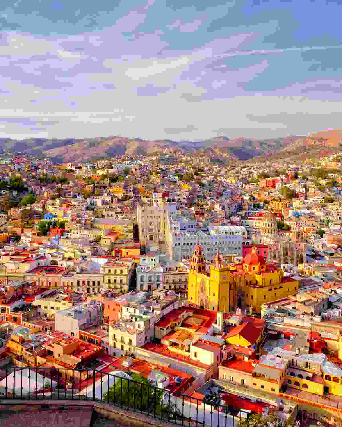 Paul's newest book sees him road trip through Mexico (Shutterstock)