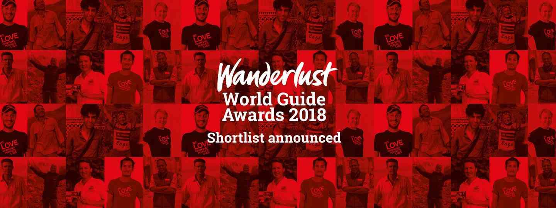 Wanderlust World Guide Awards (Wanderlust Travel Media)