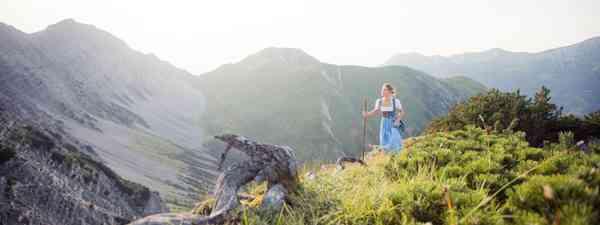 Hiking in Tiroler (Christoph Jorda)