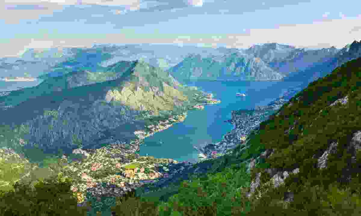 Montenegro (NatureTrek)