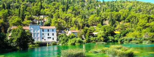 Krka National Park in the Dalmatian region of Croatia (Dreamstime)