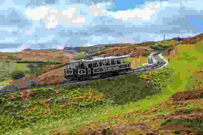 The Great Orme Tramway, Llandudno (Shutterstock)