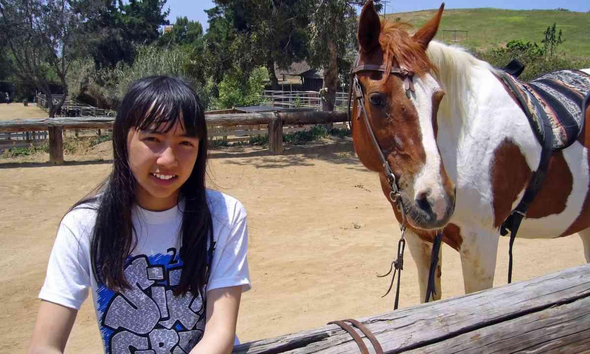 Prospective cowgirl (Dreamstime)
