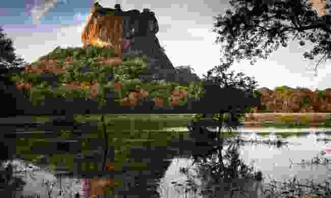Lion Rock Fortress, Sigiriya (Shutterstock)