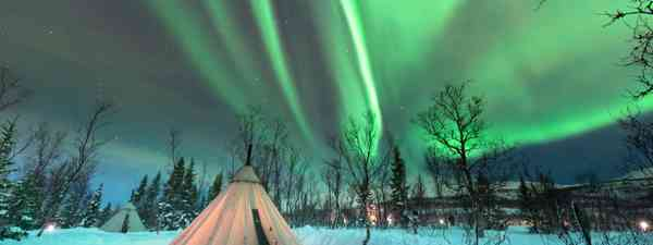 Northern Lights recommendations from TWISPER (TWISPER)