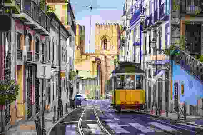 Lisbon, Portugal (Shutterstock)
