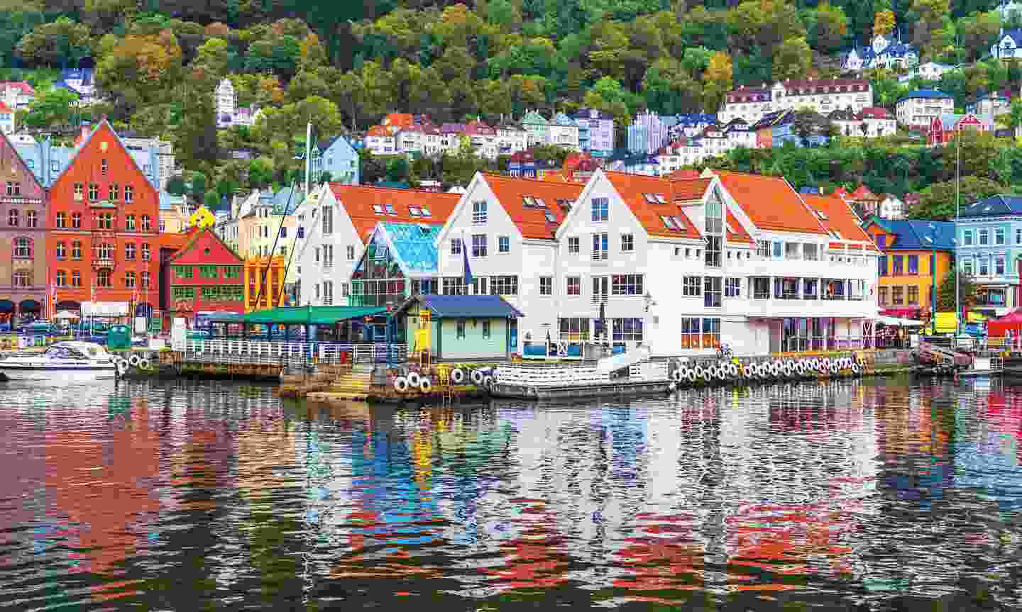Explore Norway's colourful villages (Newmarket Holidays)