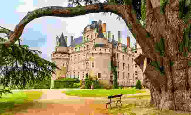 The Castle of Brissac, a renaissance castle rebuilt in the 15th century by one of the ministers to King Charles VII (Shutterstock)