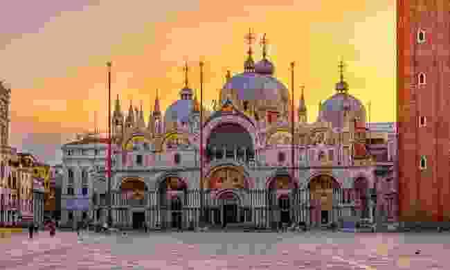 The Basilica di San Marco (Shutterstock)