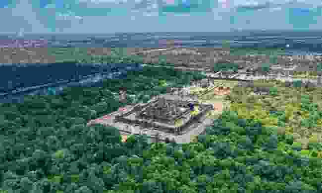 Where is Siem Reap? (Shutterstock)